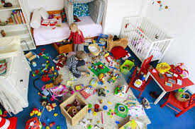 How To Maintain A Tidy House With Small Kids