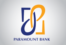 Paramount Bank via PesaLink.