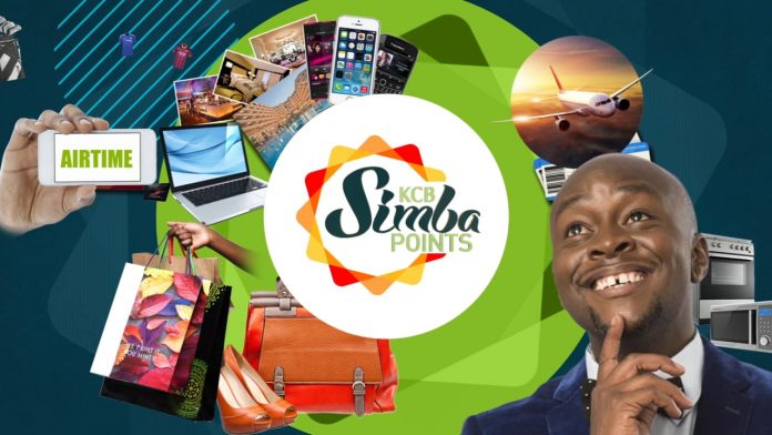 How to enroll and check KCB Simba Points balance.
