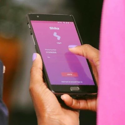 How to Apply for on Shika App