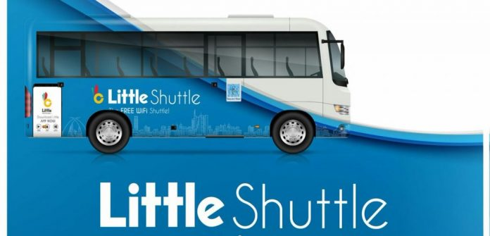 How to Book for Little Shuttle Bus Seat