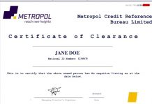 How to get Your CRB (Credit Reference Bureaus) Clearance Certificate