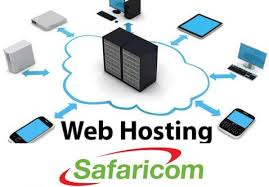 New Safaricom Website and email services