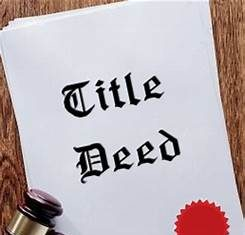 How to register and transfer land Title Deed in Kenya