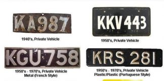 How To Register a Car Number Plate in Kenya