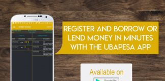How to Register and Apply a loan from UbaPesa