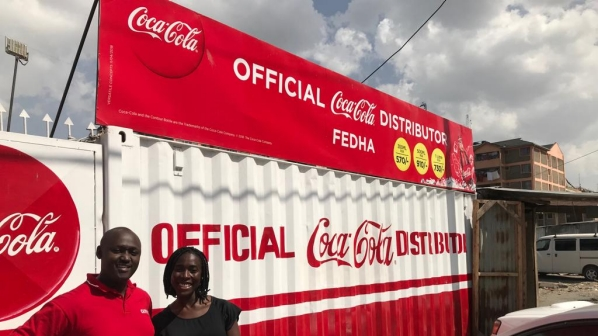 How to become a coca cola distributor in Kenya