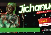 How to join Safaricom Jichanue Self Service.