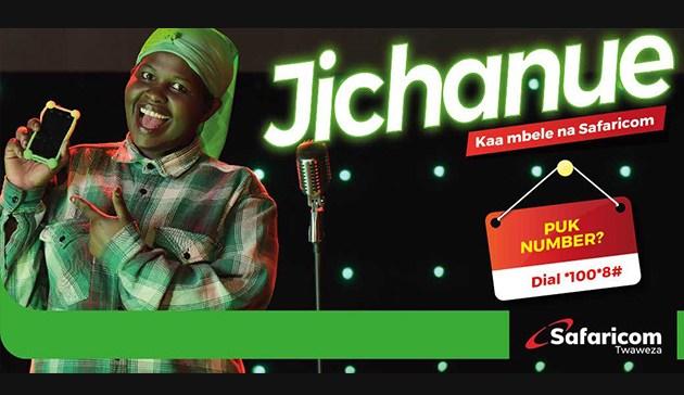 How to join Safaricom Jichanue Self Service.