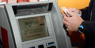 How to withdraw money from MPESA via an ATM