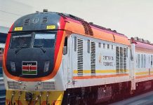 How to book SGR Tickets remotely via phone