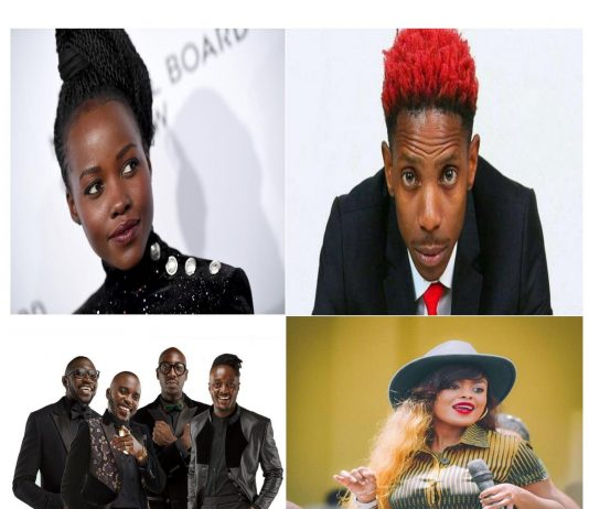 Most followed Kenyan Celebrities on Instagram