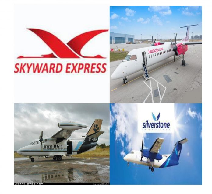 Best local airlines in Kenya
