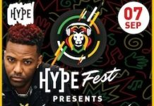 HYPE Fest Presents Konshens