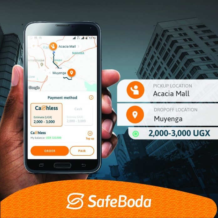 SafeBoda App Complete Review
