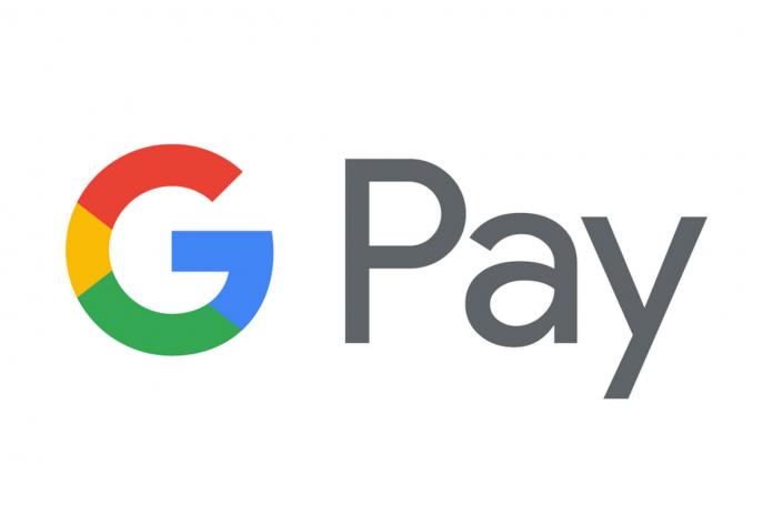 Google wallet(G-Pay)