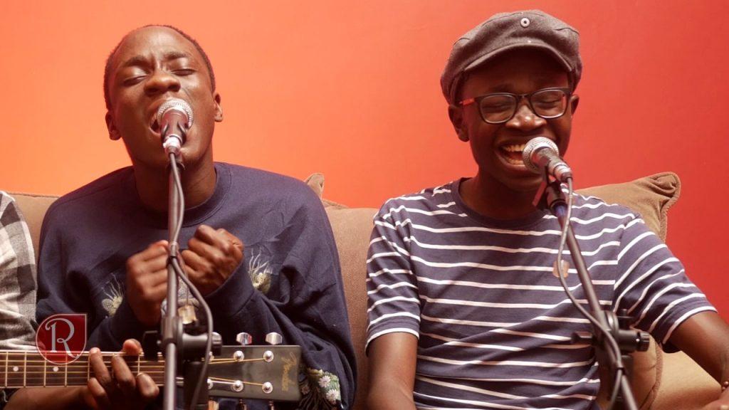 Best uprising Young Kenyan Musical artists