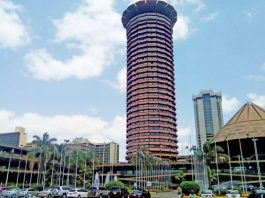 Where is Kenyatta International Conference Centre (KICC)