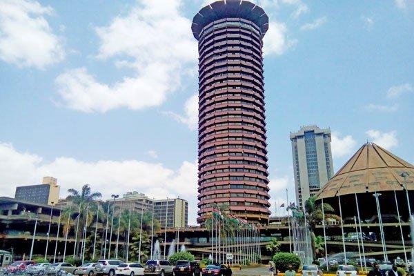 Where is Kenyatta International Conference Centre (KICC)