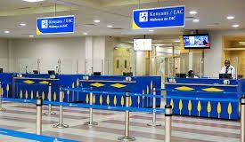 Where is Jomo Kenyatta International - Kenya Airports Authority