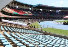 Where is Kasarani Stadium