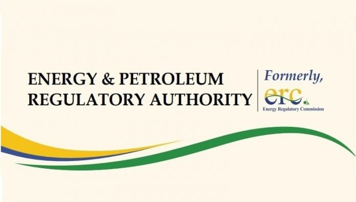 How do I apply for a wholsale of LPG Licenseuthority (EPRA