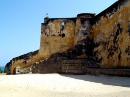 Where is Fort Jesus Museum (Mombasa)