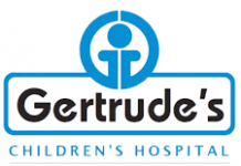 Where Gertrude's Children's Hospital, Muthaiga