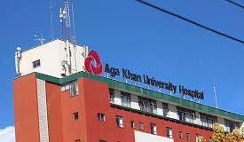 Where is Aga Khan University Hospital Nairobi