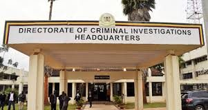 Where is Directorate of Criminal Investigations (DCI) Headquarters