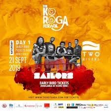 Reggae legend Alpha Blondy to headline the 27th Edition of Koroga Festival