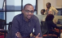 The Co-founder & Co-CEO of Cellulant, Ken Njoroge declared Best Social Entrepreneur