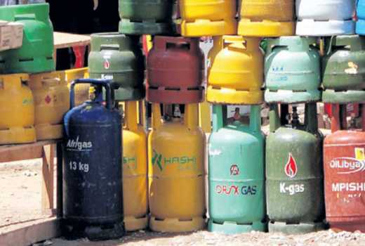 Kenyan cooking gas (LPG) dealers raising alarm over increased inflow of untested gas from Tanzania