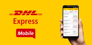 DHL Express launches a new online shopping app in partnership with Mall for Africa