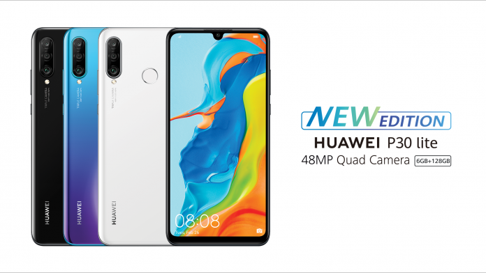 Huawei P30 lite New Edition launches in Kenya