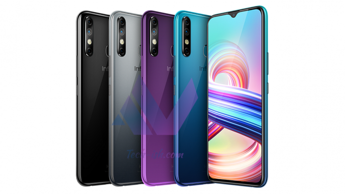 Infinix launches the Hot 8 & Hot 8 Lite in the Kenyan market