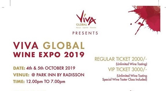 Viva Global Wine Expo 2019