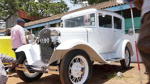 John Wroe's 1930 Ford Model A win overall prize at the 2019 CBA Concours d'Elegance