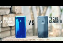 Comparison between Tecno Camon 12 and Huawei Y7 Prime 2019