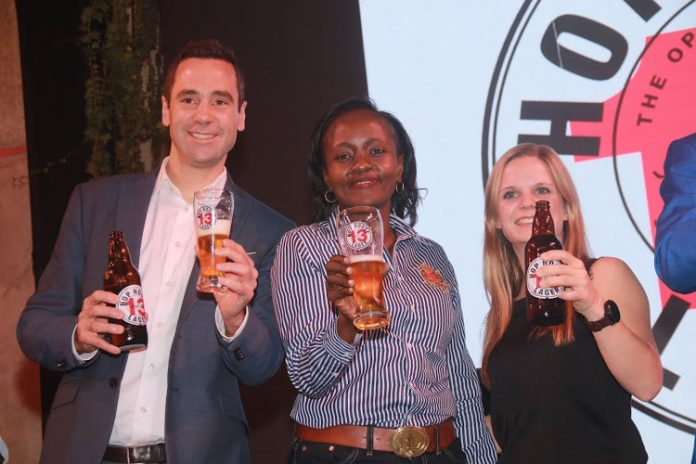 KBL launches Guinness Hop House 13 lager in Kenya