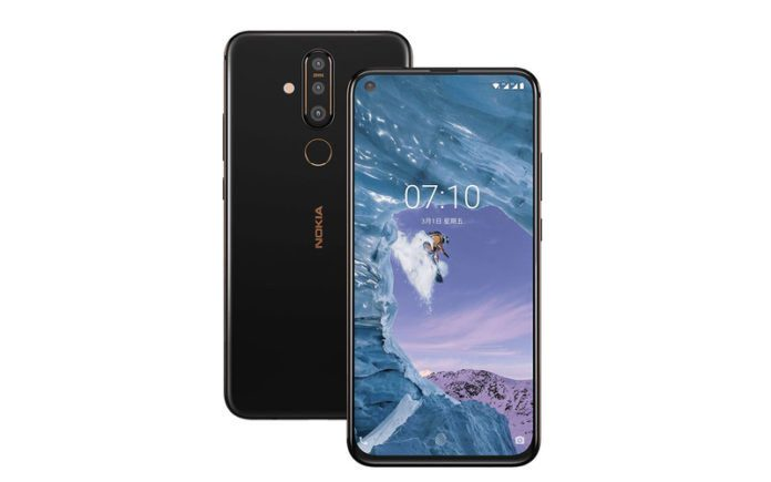 The Nokia 6.2 is now available in Kenya
