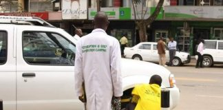How to pay for parking fees in Nairobi CBD using your phone