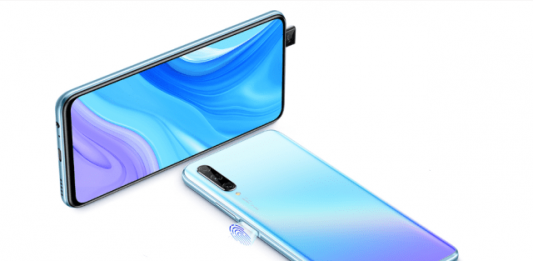 Huawei Y9s launched in Kenya Pre-order from 14th to 28th of November