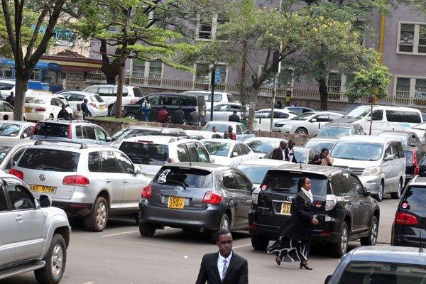 Nairobi County increases car parking fees