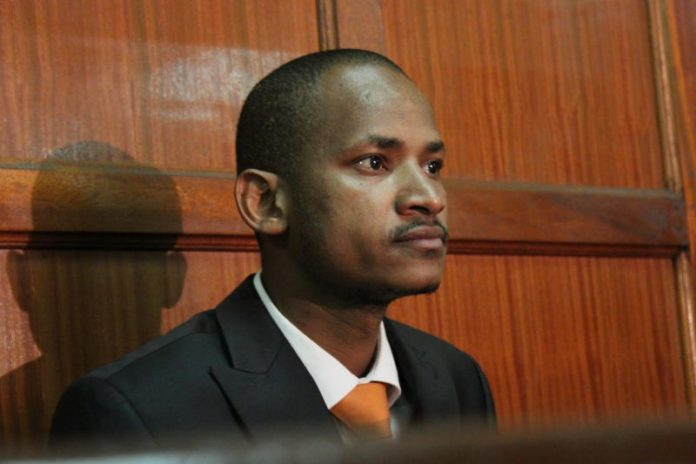 Embakasi East MP Paul Ongili alias Babu Owino