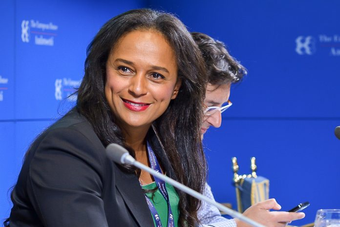 Isabel dos Santos - Africa's riches woman