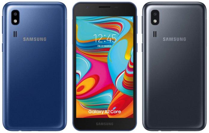 Samsung A2 Core @ KES 8,100