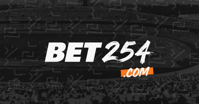 How to register and bet on bet254 - step by step