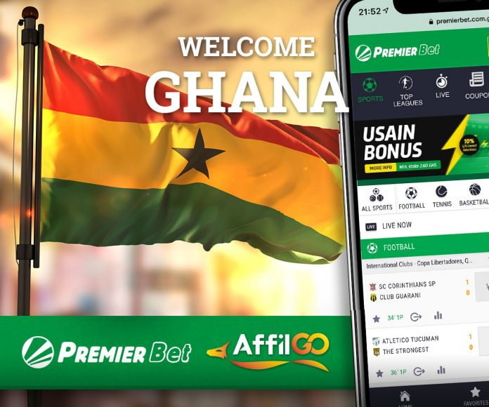 How to register and bet on Premier Bet Ghana - step by step guide