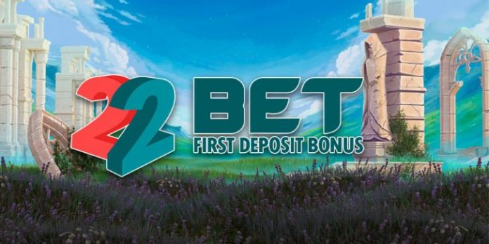 How to register and bet on 22bet South Africa - Step by step guide
